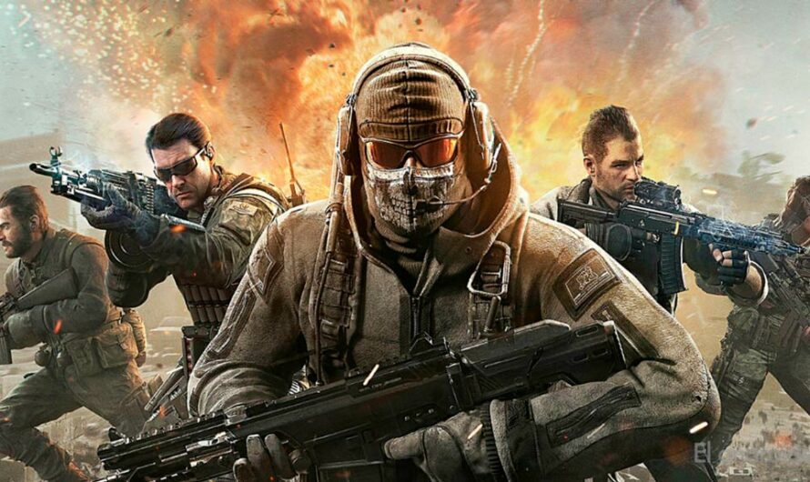 Call of Duty: Mobile llega a Android!